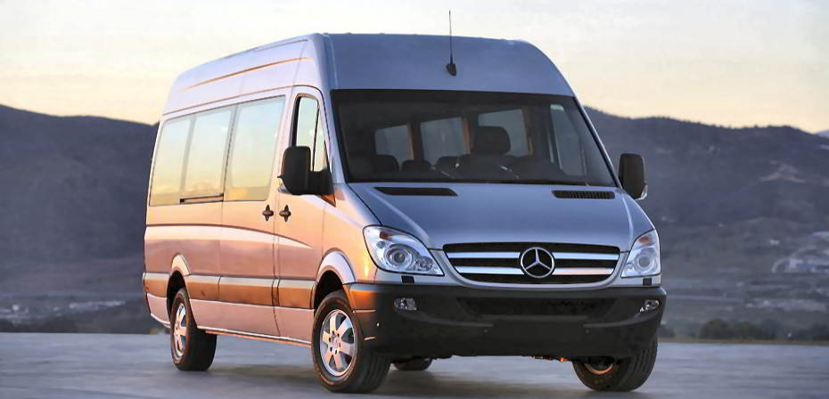 Private minibus tours from €25 per person at Ancient Olympia, Athens, Santorini, and Corfu
